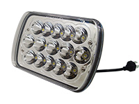 7 Inch Rectangular Headlight